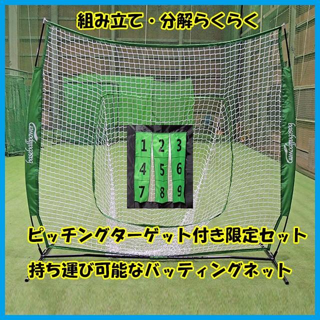 野球 バッティングネット 硬式 M球 ソフトボール...