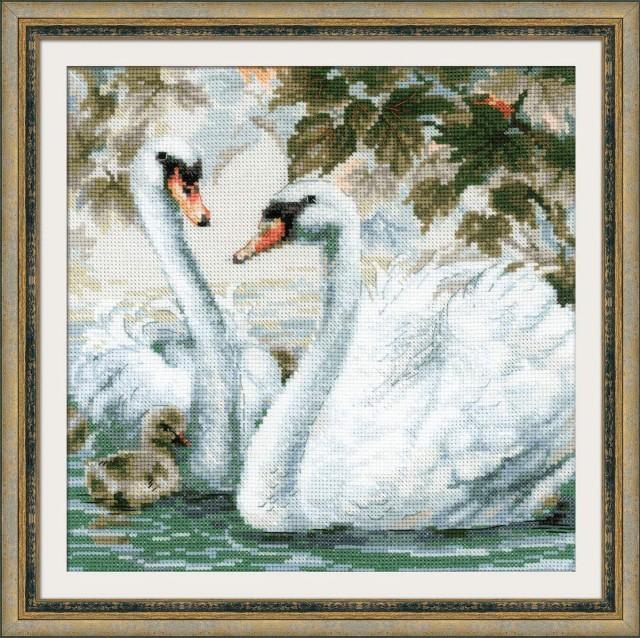 RIOLISクロスステッチ刺繍キット No.1726 「White...