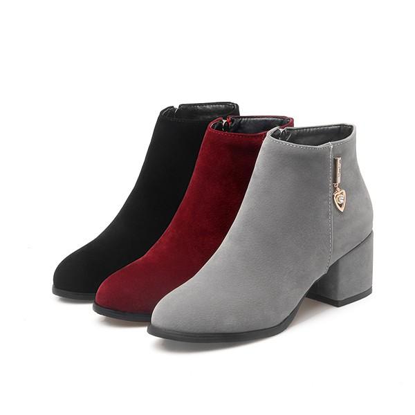22cm〜27.5cm ショートブーツ 小さいサイズ ...
