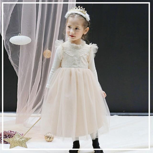 子供ドレス お姫様ドレス キッズ ワンピース ...