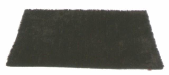 ネロール ブラック 100×150cm