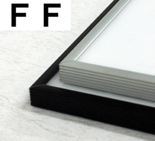 ポスターフレーム ブラック (FF:101.5×69.5 cm)...