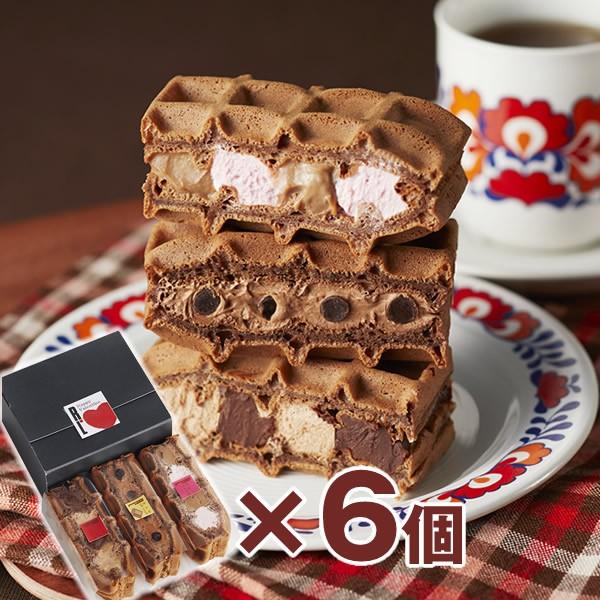 チョコっとワッフル3個入り(6箱セット) /ギフト...