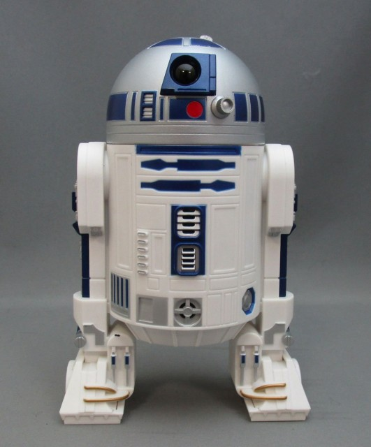 STAR WARS ドロイドトーク R2-D2 ロボット