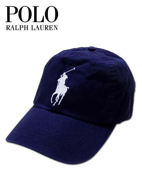メンズ レディース キャップ ネイビー Polo Ralph...