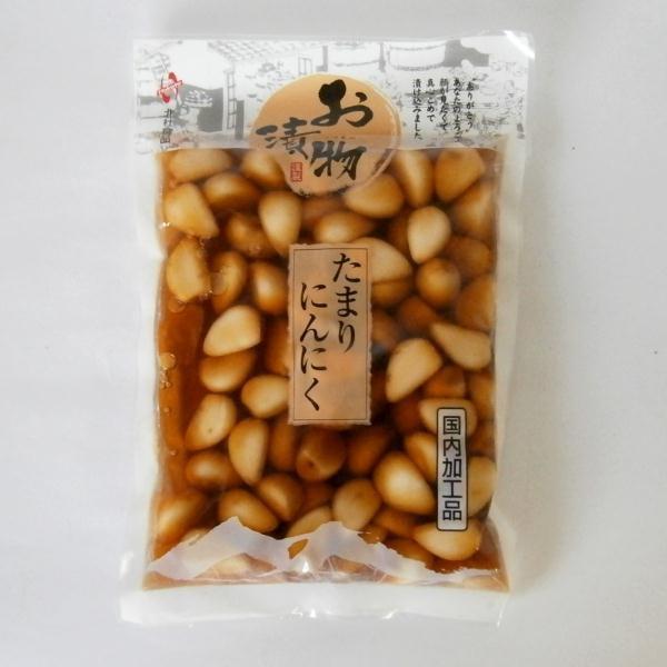 【国内加工品】北杜食品 たまりにんにく 190g