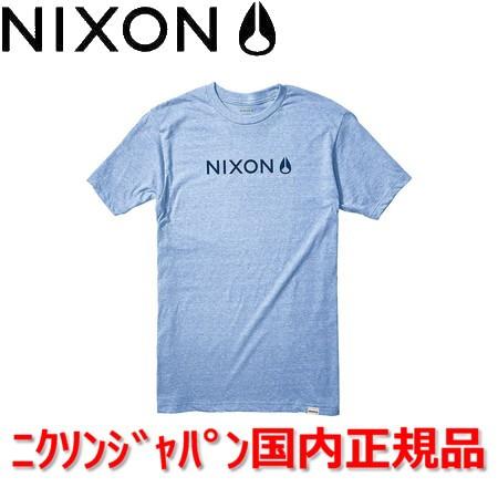 NIXON ニクソン Tシャツ メンズ レディース BASIS...