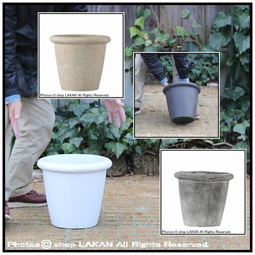リムス φ33cm フォリオ 軽量コンクリート製 植木...