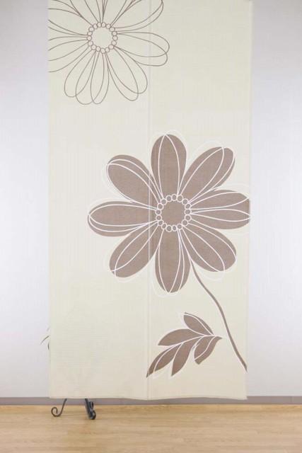 のれん 暖簾 ルーシー ロングサイズ 170cm丈 17-...
