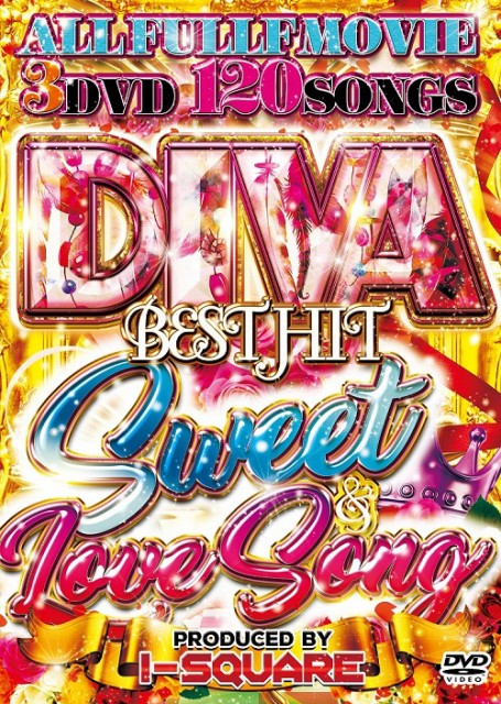 I-SQUARE / DIVA BEST HIT SWEET & LOVE SONG