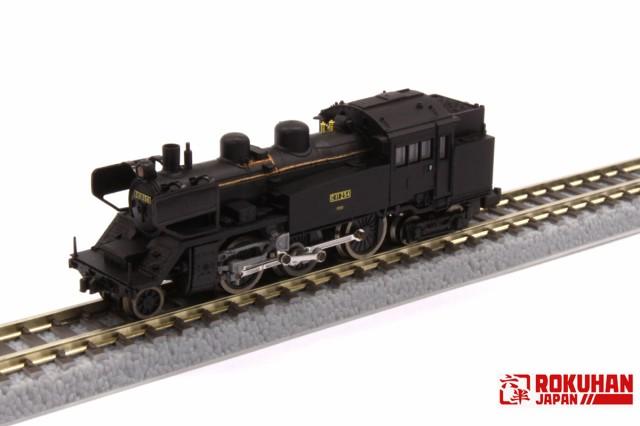 ロクハン  [Z] T019-6 国鉄 C11 蒸気機関車...