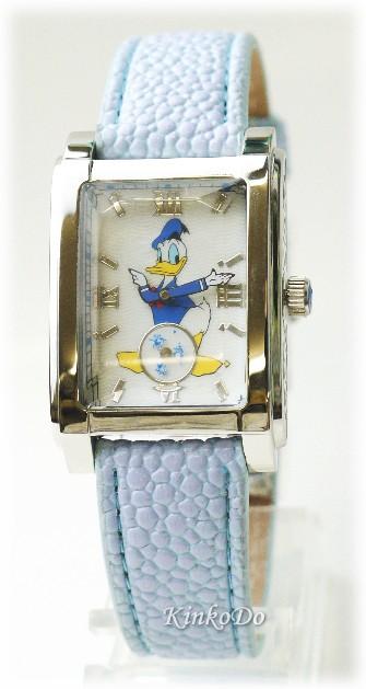 ディズニー・ドナルドダック腕時計