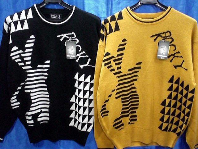 ロッキーラビット セーター
