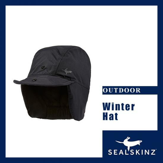 SEALSKINZ シールスキンズ 防水ウィンター・ハッ...