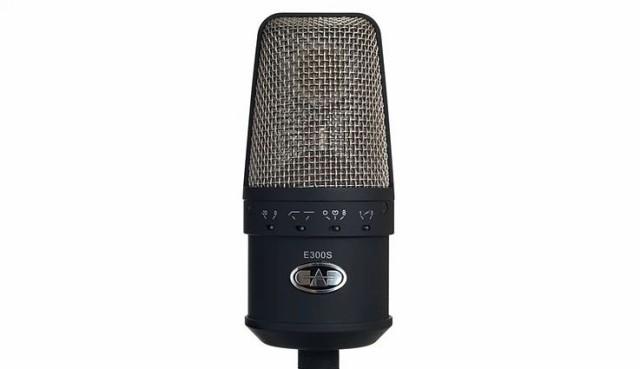 E300S (CAD Audio) ラージダイアフラム・マルチパ...