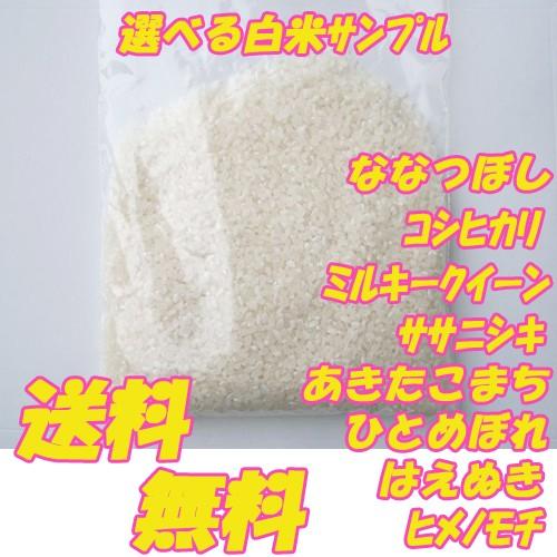 2017年産 無洗米も選べる白米 3合(450g)×1袋 【...