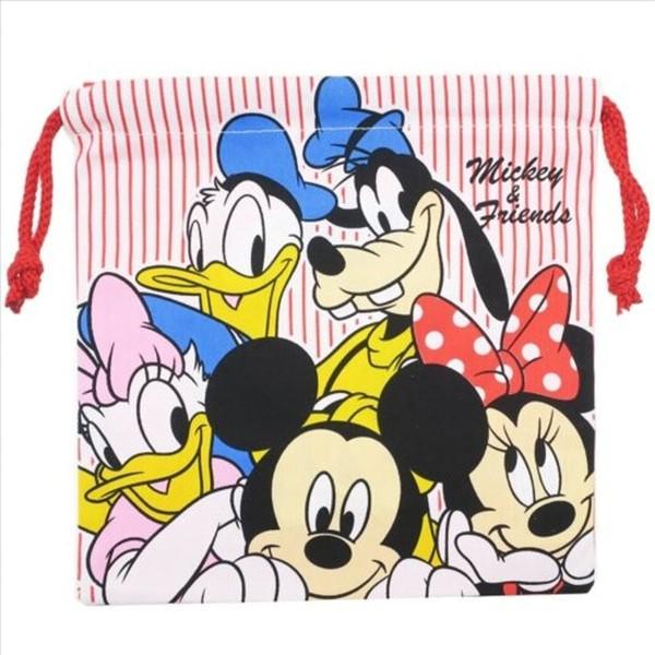 ディズニー Disney ミッキー&フレンズ きんちゃ...