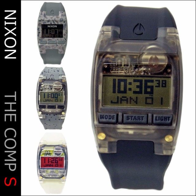NIXON ニクソン 腕時計 メンズ レディース COMP S...