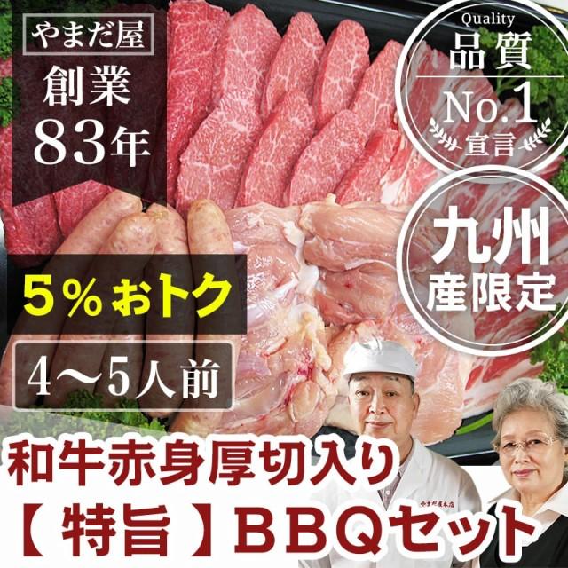 九州産 黒毛和牛(鹿児島/佐賀/長崎)A5 赤身 銘...