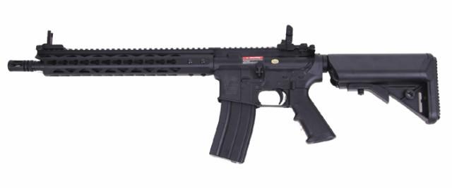 """【激安!サバゲセット】S&T AR-15A4 Eaves KM 13""""..."""