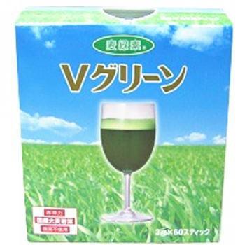 Vグリーン 60スティック 3個セット【送料無料】