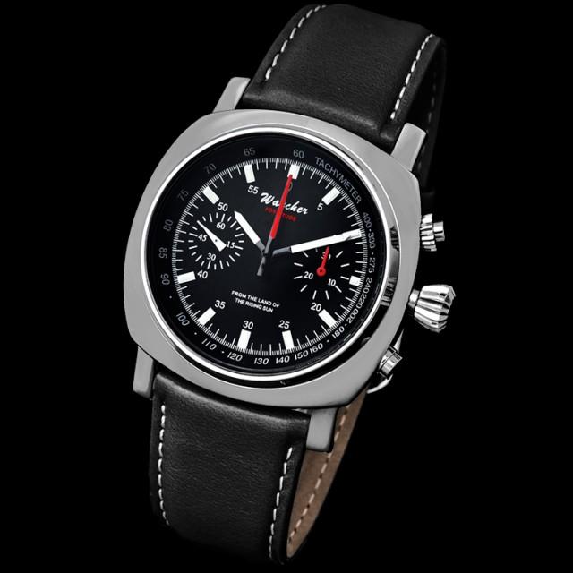機械式パイロット腕時計 WANCHER ワンチャー「For...