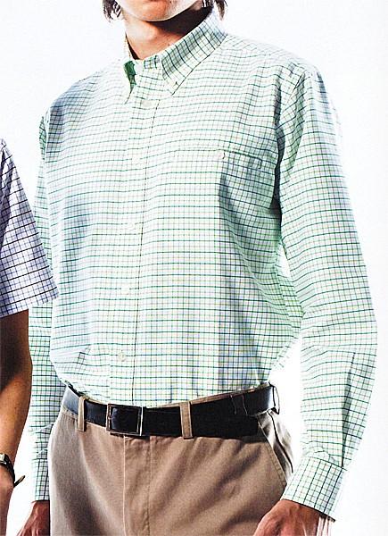 FB491U シャツ(長袖) 全4色 (厨房 調理 ...