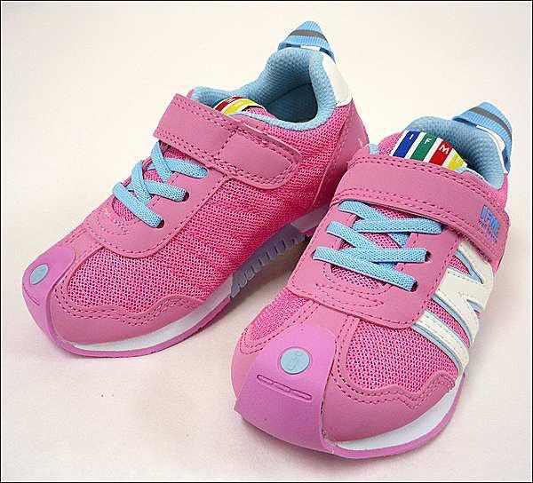 イフミー 30-5710 ピンク  子供靴 キッズ スニー...
