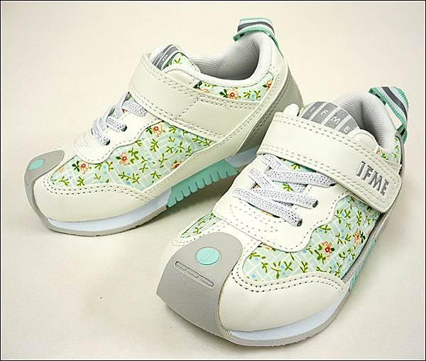 イフミー 30-8013 ホワイト 子供靴 キッズ スニー...