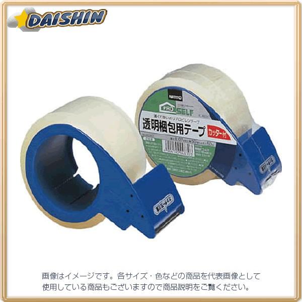 ニトムズ  透明梱包Tカッター付 J6050 [A201200]