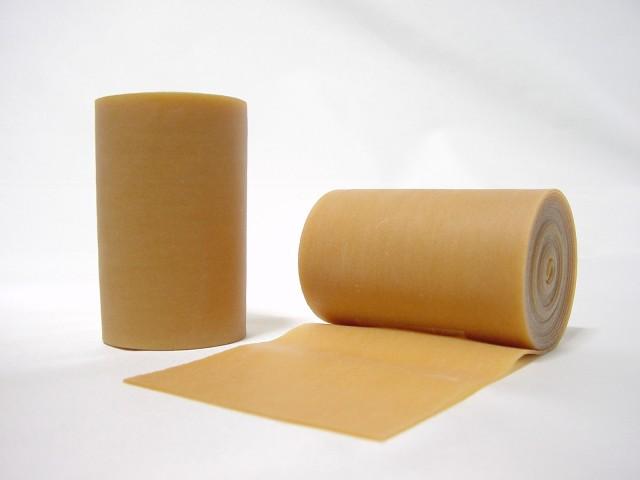 ゴムテープ 平ゴム(8cm幅×2m) 1本  創業45...