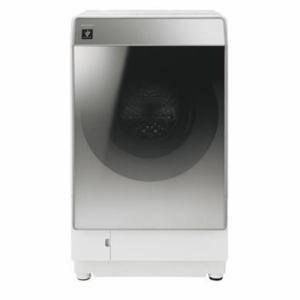 【配送設置費無料】シャープ ドラム式洗濯乾燥機(...