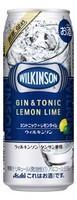 アサヒ ウィルキンソンジントニック+レモンライム...