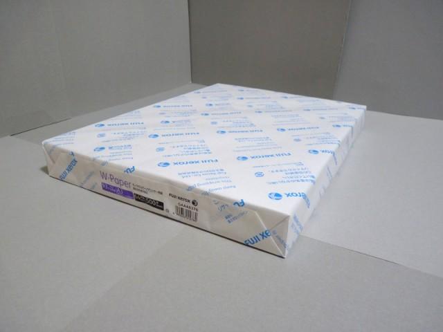 A3コピー用紙 W-Paper 500枚/冊 GAAA6376 富士ゼ...