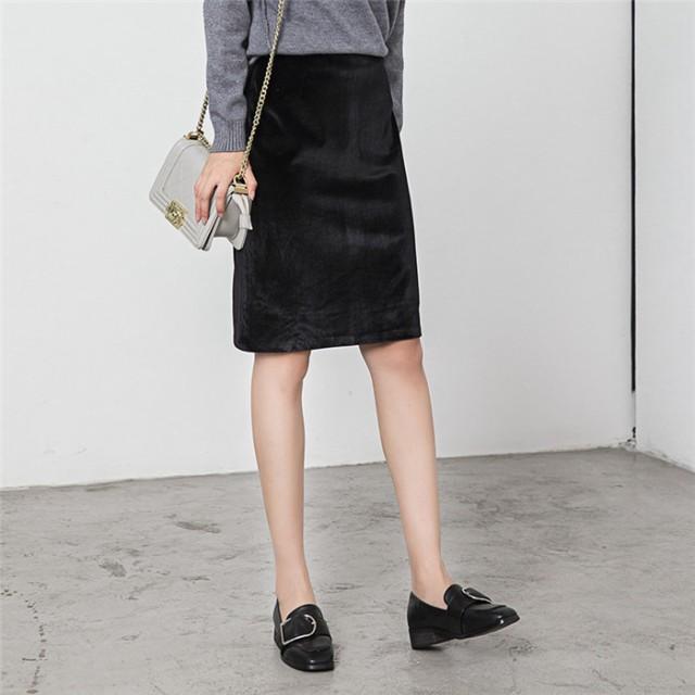 スカート タイトスカート 大きいサイズ スリット ...