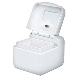 ●◆YAZAWA UV殺菌機能付超音波入歯洗浄機 SLV16W...