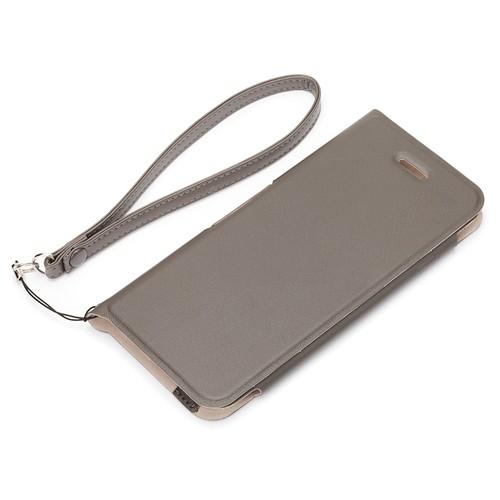 PGA  【iPhone 6s/6用 手帳型ケース スリムフリッ...