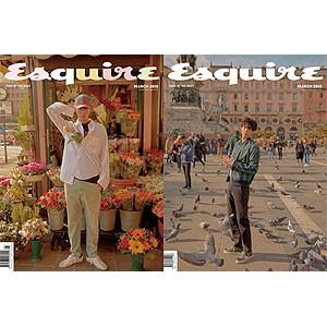 韓国男性雑誌 Esquire(エスクァイア) 2018年 3...