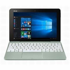 ASUS T101HA-GREEN ミントグリーン [タブレットPC...