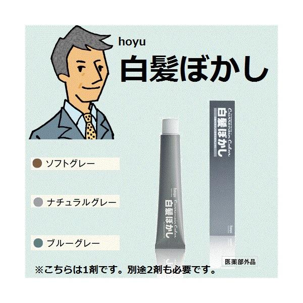 白髪ぼかしカレンシアカラー 1剤80g [3色][医薬部...