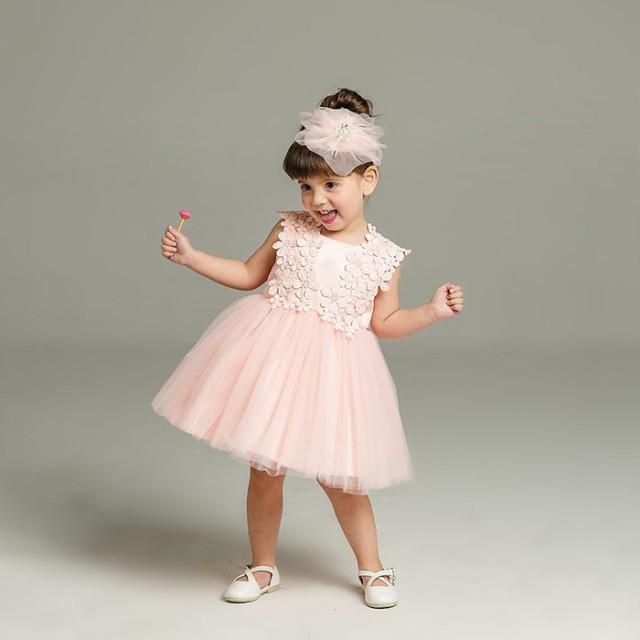 a425c4a3df740  即納 ベビードレス 結婚式 セレモニードレス フォーマル 子供服 ピアノ結婚式 発表