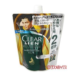 クリア(CLEAR) フォーメン(MEN) トータルケア 男...
