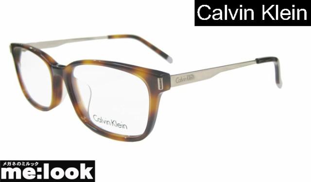 CK Calvin Klein カルバンクライン メガネ セル...