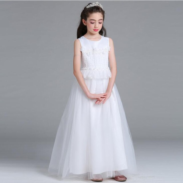 子供ドレス ピアノ発表会 結婚式子ども キッズ ジ...
