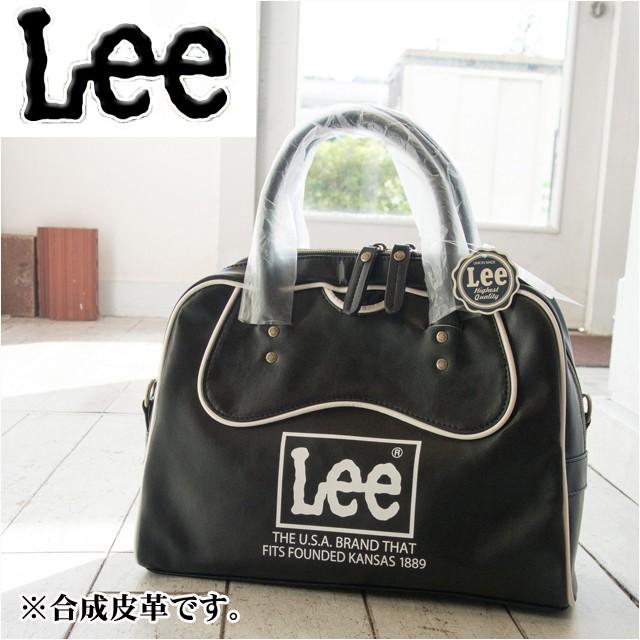 Lee(リー) 男女兼用 ミニボストンバッグ PU...