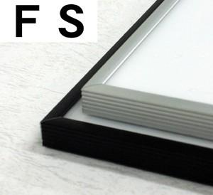 ポスターフレーム ブラック(FS:66×95cm)