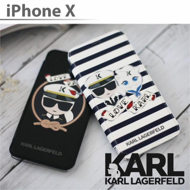 カール・ラガーフェルド 公式ライセンス品 iPhone...
