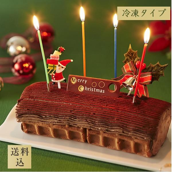 【送料込】チョコレートケーキ ショコラノエル /...