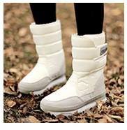 ブーツ レディース メンズ スノーブーツ 冬用 防...