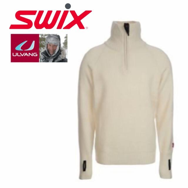 Swix スウィックス 100%ウール セーター VegardUl...